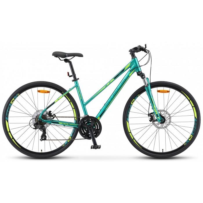 Велосипед Stels Cross 130 MD Lady V010 (2021)