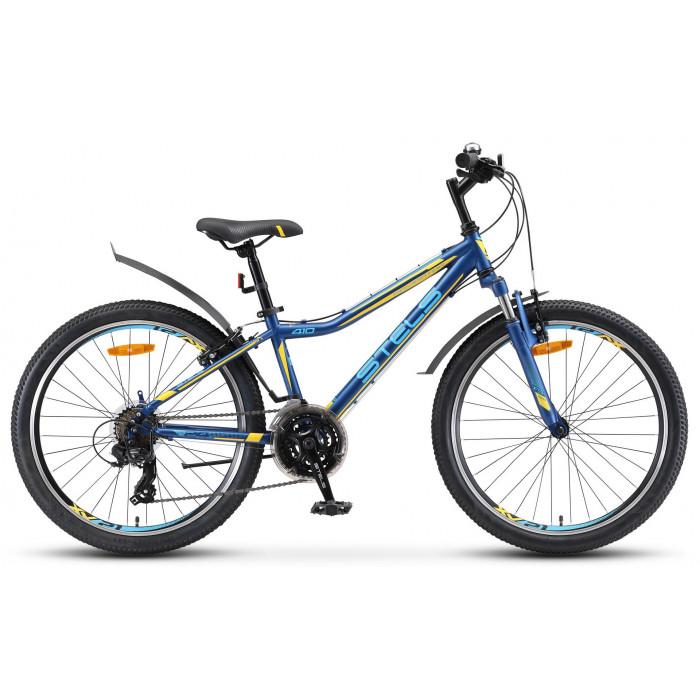 Велосипед Stels Navigator 410 V 21-sp 24 V010 (2021)