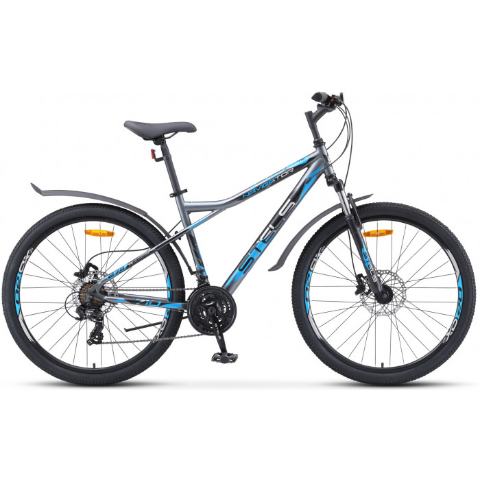 Велосипед Stels Navigator 710 D 27.5 V010 (2021)