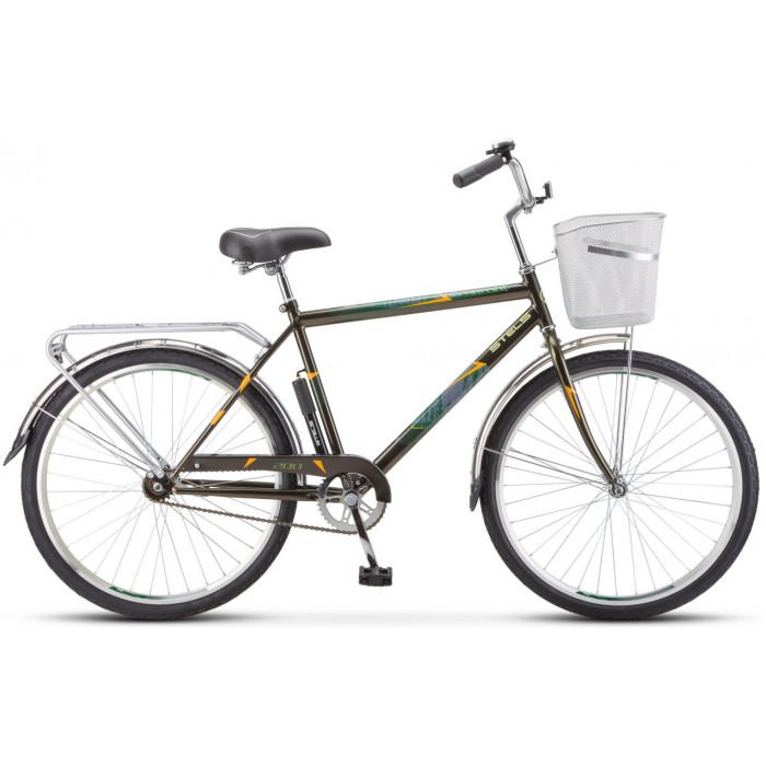 Велосипед Stels Navigator 200 Gent 26 Z010 (2021)