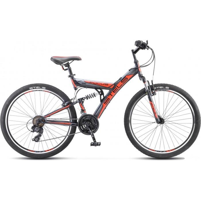Велосипед Stels Focus V 26 18-sp V030 (2021)