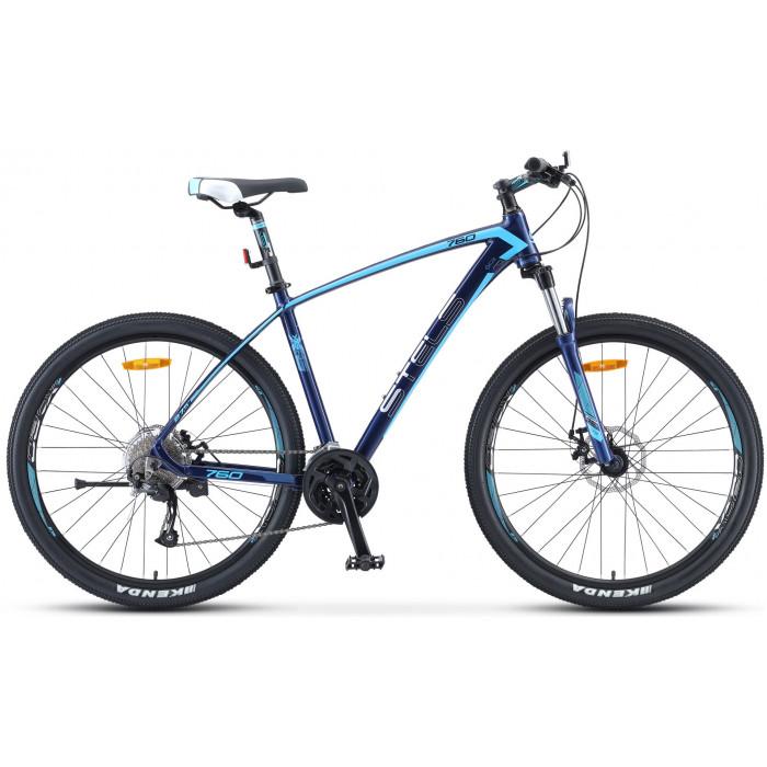 Велосипед Stels Navigator 760 MD 27.5 V010 (2021)