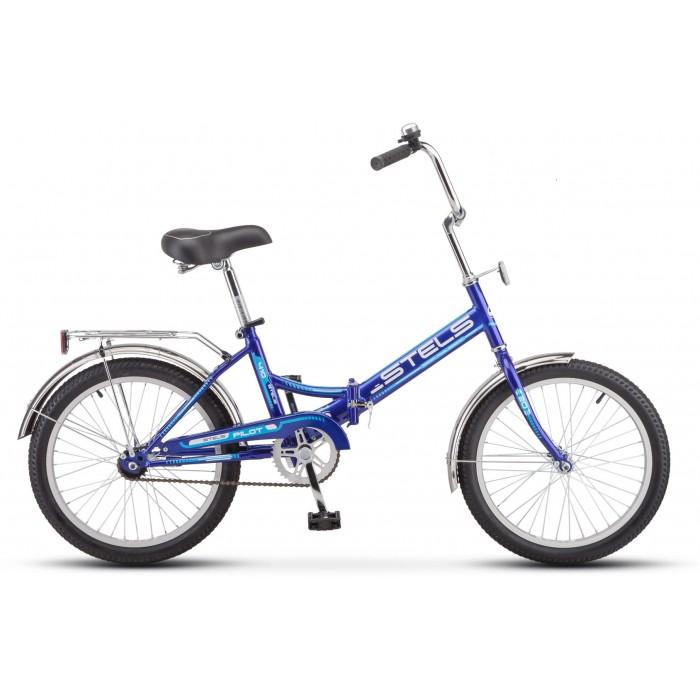 Велосипед Stels Pilot 410 20 Z011 (2021)