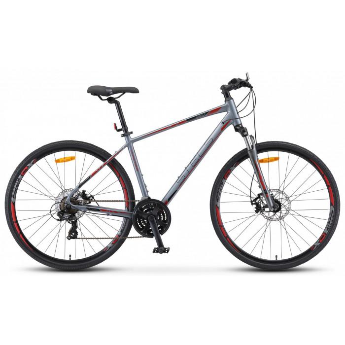 Велосипед Stels Cross 130 MD Gent V010 (2021)