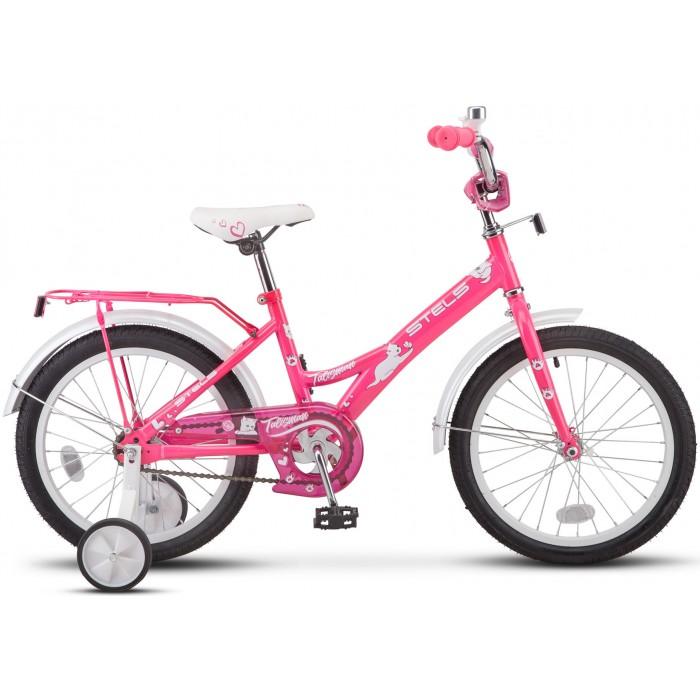 Детский велосипед Stels Talisman Lady 18 Z010 (2020)