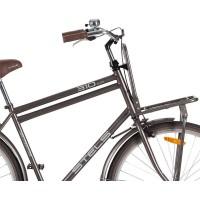 """Велосипед Stels Navigator 310 Gent 28"""" чёрный (2017) купить в Минске"""