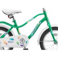 """ВелосипедStels Wind 16"""" зелёный (2017) купить в Минске"""