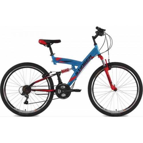 Велосипед Stinger Banzai 26'' (синий, 2018)