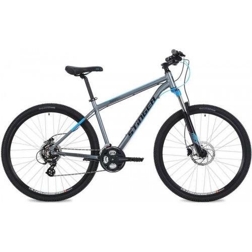 "Велосипед Stinger Graphite Pro 29"" (серый, 2019)"
