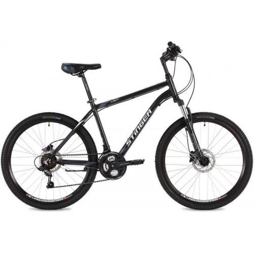 """Велосипед Stinger Element HD 26"""" (черный, 2019)"""