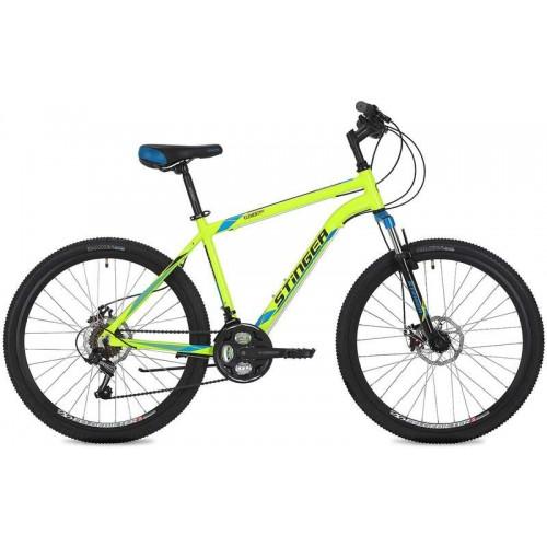Велосипед Stinger Element D 26'' (зеленый, 2019)