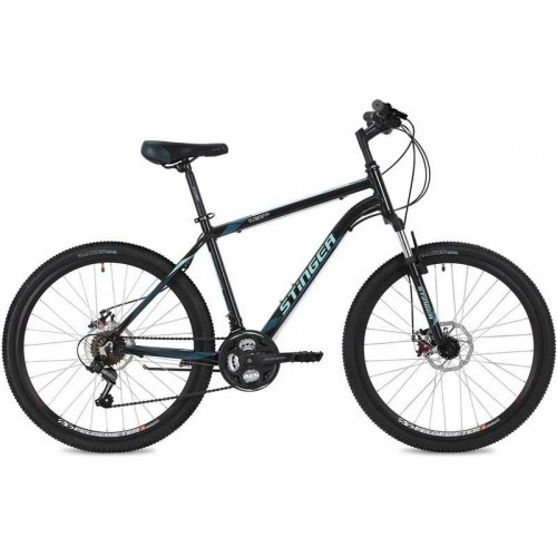 Велосипед Stinger Element D 26'' (черный, 2019)