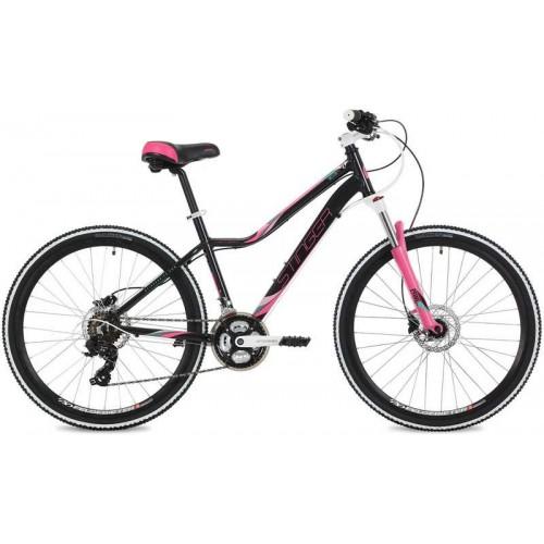 Велосипед Stinger Vesta Pro 26'' (черный, 2019)