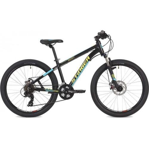 """Велосипед Stinger Boxxer Evo 24"""" (черный, 2019)"""