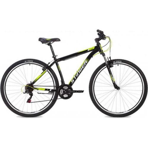 """Велосипед Stinger Caiman 26"""" (черный, 2020)"""