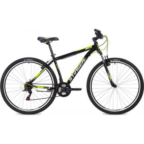 """Велосипед Stinger Caiman 27.5"""" (черный, 2020)"""