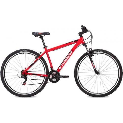 """Велосипед Stinger Caiman 27.5"""" (красный, 2020)"""