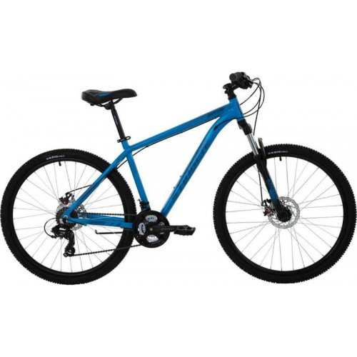 Велосипед Stinger Element Evo 27.5'' (синий, 2020)