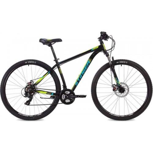 Велосипед Stinger Element Evo 29'' (черный, 2020)