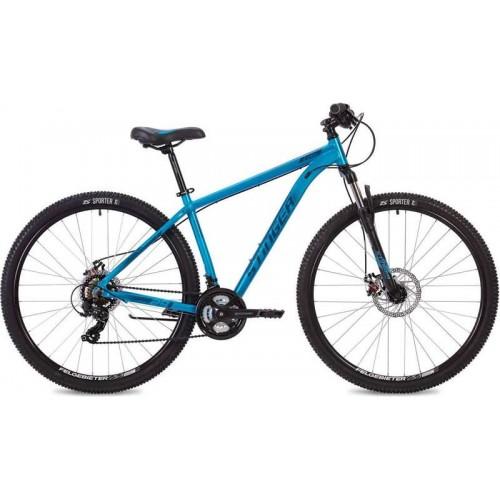 Велосипед Stinger Element Evo 29'' (синий, 2020)
