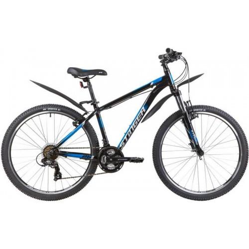Велосипед Stinger Element Std 26'' (черный, 2020)