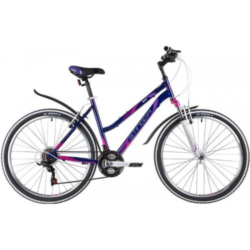 """Велосипед Stinger Latina 26"""" (фиолетовый, 2020)"""