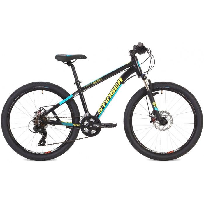 Велосипед Stinger Boxxer Evo 24 (2020)
