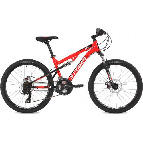 Велосипед Stinger Discovery D 24 (2020)