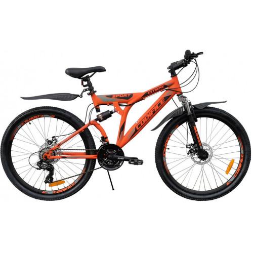 Велосипед Stream Codifice Extreme 26 (2021)