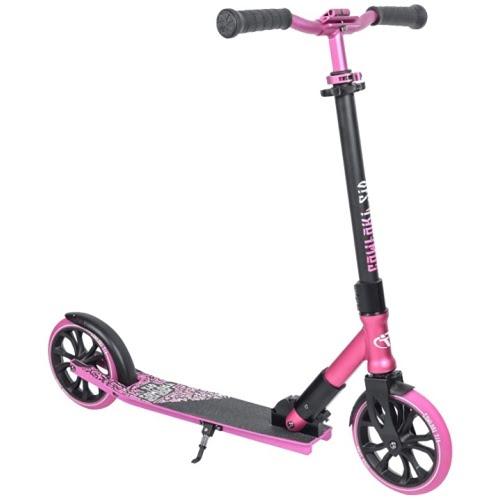 Самокат складной Tech Team Comfort 210R 2021 pink