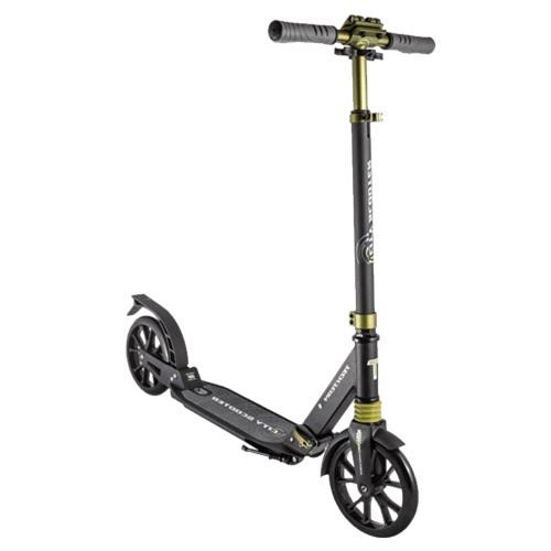 Самокат складной Tech Team City Scooter 2020 Black
