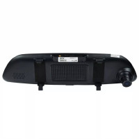 Видеорегистратор-зеркало XPX ZX857 3G (2 камеры + GPS-навигатор)