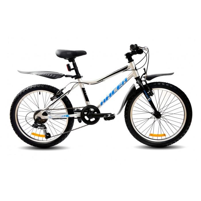 """Велосипед Racer Turbo 2.0  20""""  (серый, 2020) купить в Минске"""
