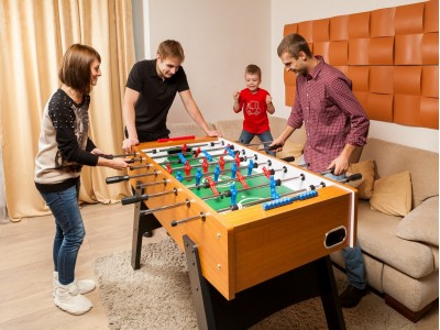 Настольный футбол: виды, и какой вариант лучше выбрать