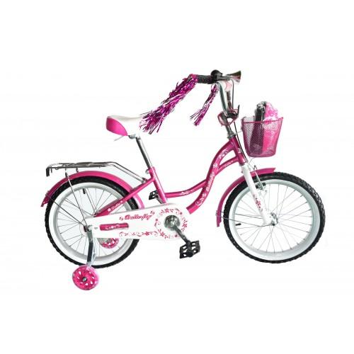 "Велосипед Delta Butterfly 14"" (розовый, 2019)"