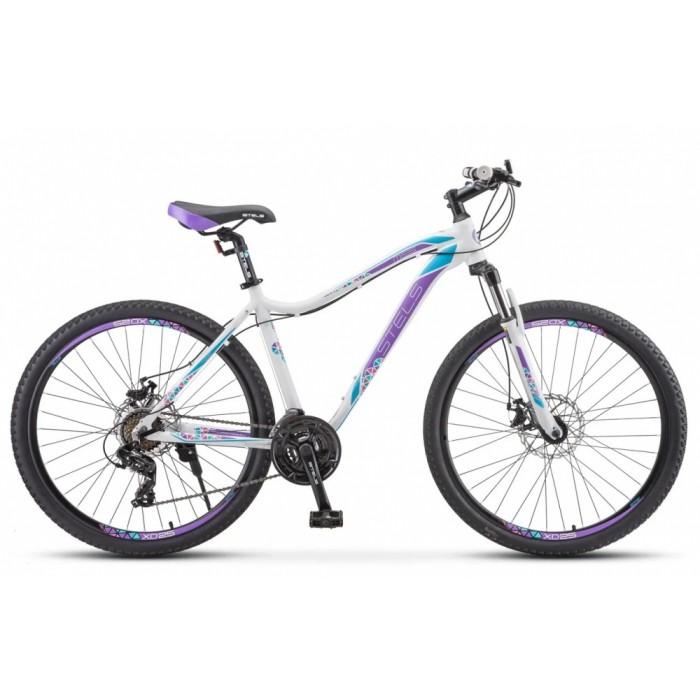 "Велосипед Stels Miss 7500 MD 27.5"" V010 (белый, 2019) купить в Минске"