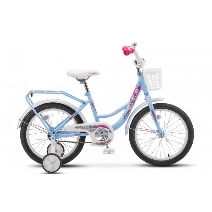 """Велосипед Stels Flyte Lady 18"""" Z011 (синий, 2019) купить в Минске"""