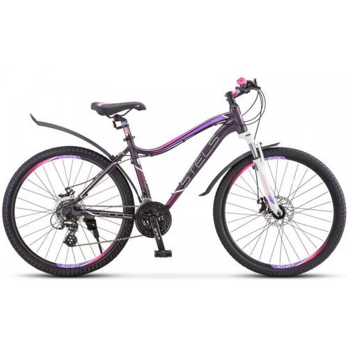 """Велосипед Stels Miss 6100 MD 26"""" V030 (фиолетовый, 2019)"""