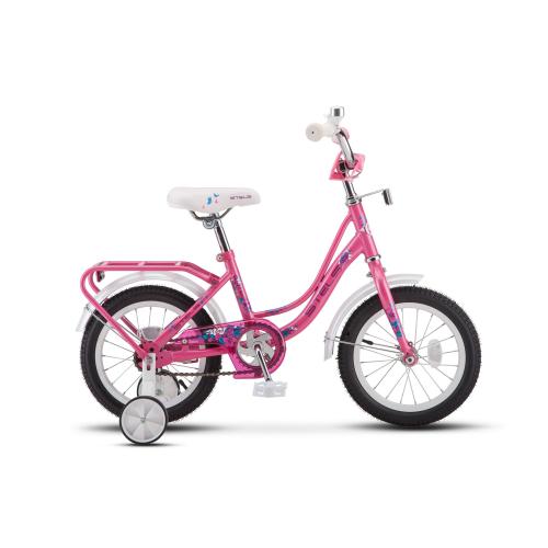 "Велосипед Stels Wind 16"" Z020 (розовый, 2019)"
