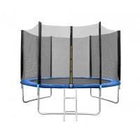 Батут Bebon Sports 10ft (305 см) складные стойки, с внешней сеткой и лестницей купить в Минске