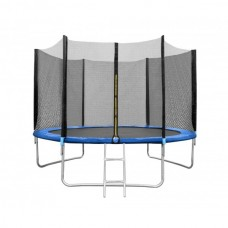 Батут Bebon Sports 10ft (305 см) с внешней сеткой и лестницей