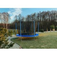 Купить батут Funfit 312 см - 10ft с внутренней сеткой и металлической лестницей в Минске