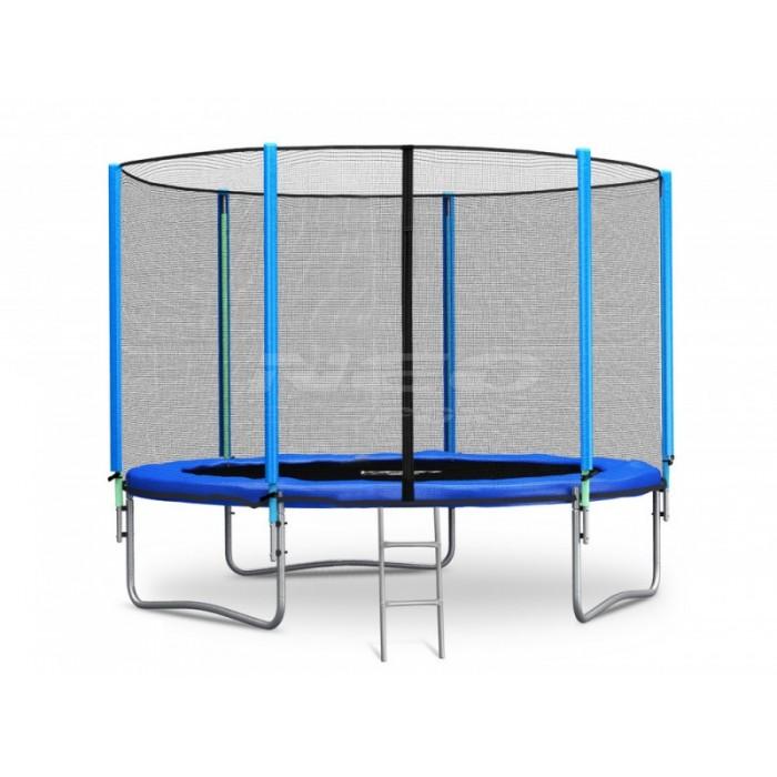 Батут Atlas Sport 183 см - 6ft с внешней сеткой без лестницы купить в Минске