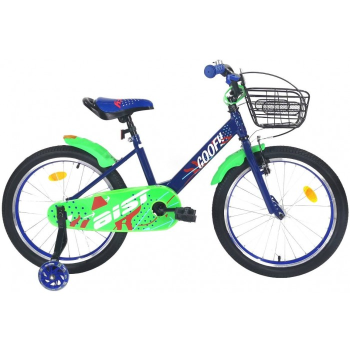 """Велосипед Aist Goofy 12"""" (зеленый, 2020) купить в Минске"""