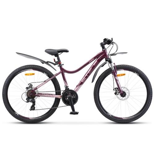 """Велосипед Stels Miss 5100 MD 26"""" V040 (бордовый, 2020)"""