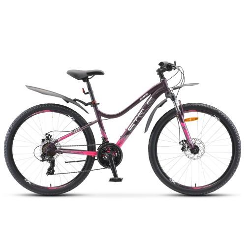 """Велосипед Stels Miss 5100 MD 26"""" V040 (фиолетовый, 2020)"""