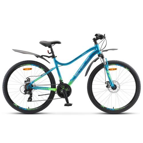"""Велосипед Stels Miss 5100 MD 26"""" V040 (бирюзовый, 2020)"""