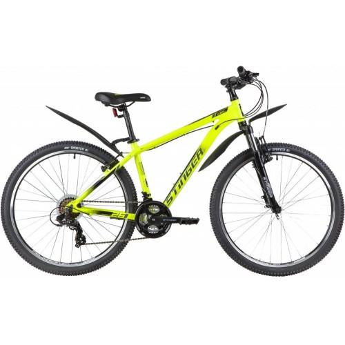 Велосипед Stinger Element Std 26'' (зеленый, 2020)