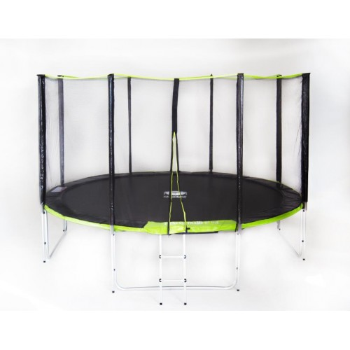Батут Fitness Trampoline GREEN 312 см - 10 FT Pro
