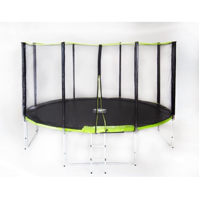 Батут Fitness Trampoline GREEN 12 FT Extreme купить в Минске